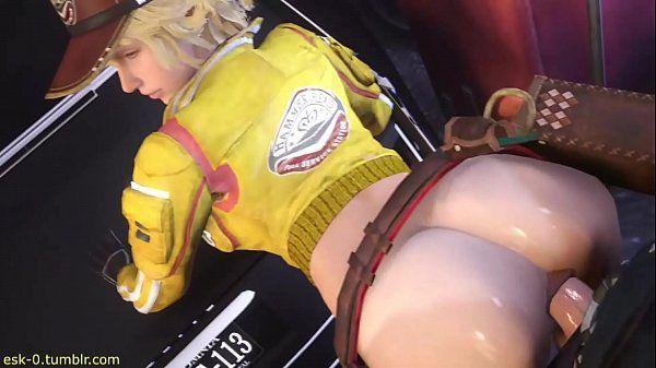 Final fantasy 15 big boobs lady Final Fantasy Xv Cindy Aurum Nude Photos Comments 2