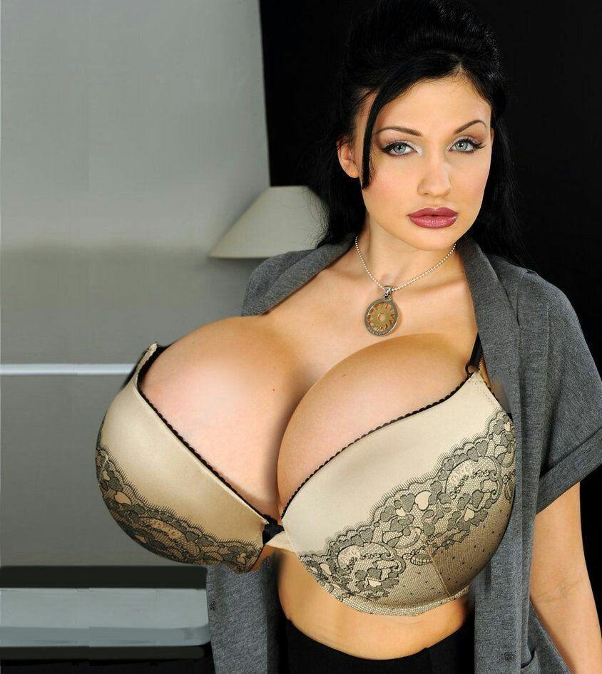 Big boobs very silicone Silicone Tits
