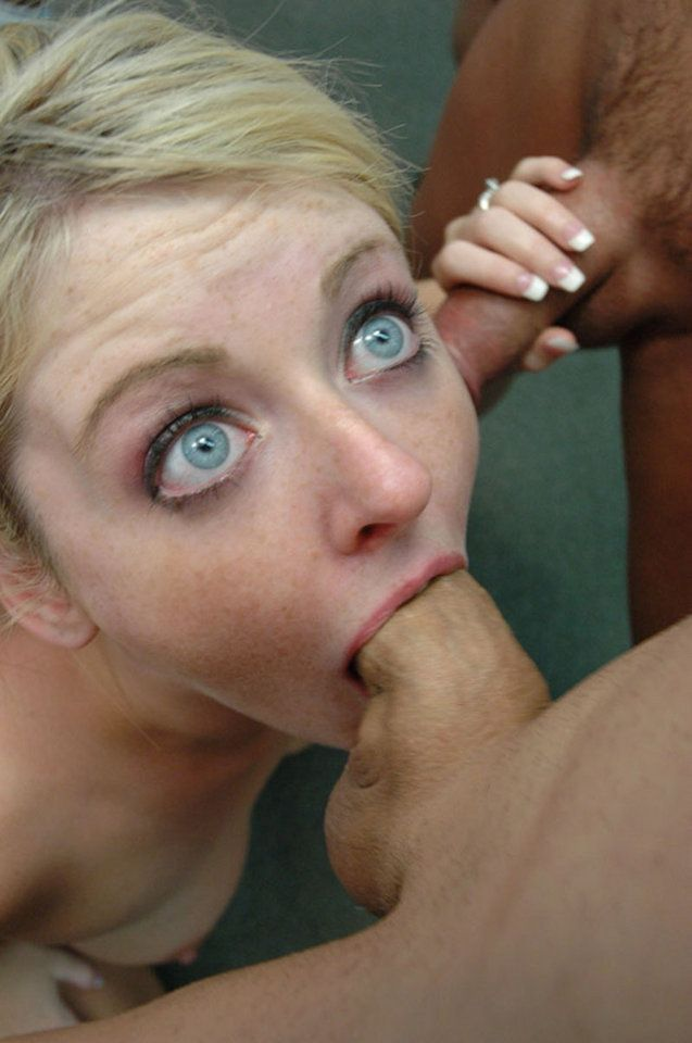 Blowjob blue eyes Search Results