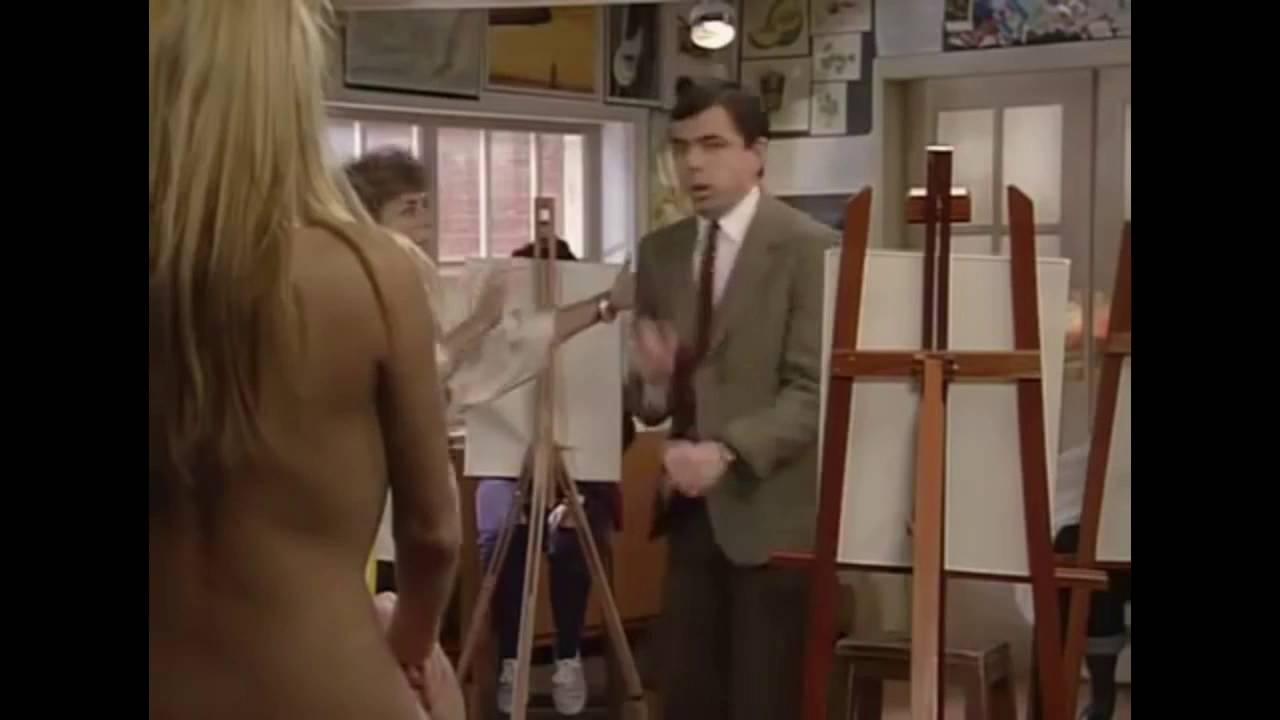 Bean porno mr Cartone Mr